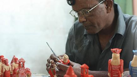 Photo of a craftsman