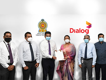 Dialog Axiata Empowers the Nation's Spectrum of Public Health Officials as the Official Connectivity Provider