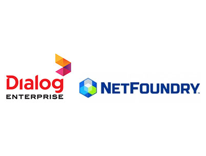 Dialog Enterprise Partners NetFoundry to Launch Network-as-a-service (NaaS) in Sri Lanka