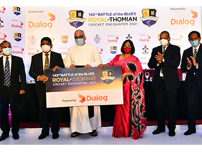 Dialog Powers the 142nd Royal-Thomian 'Battle of the Blues'