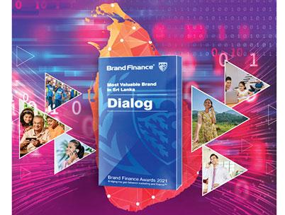 Dialog Axiata Awarded Sri Lanka's Most Valuable Brand by Brand Finance