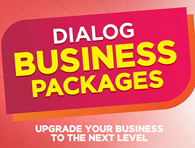 Dialog Introduces Postpaid Business Packages for SMEs