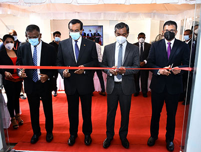 Dialog Axiata Launches its Latest Data Centre Built to Global Standards in Piliyandala