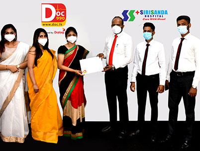 DOC990 Partners the Sirisanda Samupa Suwasewana Co-Operative Hospital