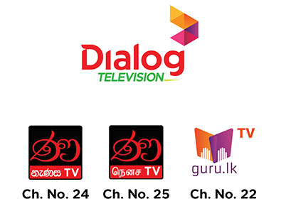 Dialog Television Extends Access to Nenasa and Guru TV Education Channels Free of Charge