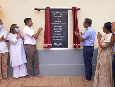 Dialog Restores the Anuradhapura Maha Vihara Sannipatha