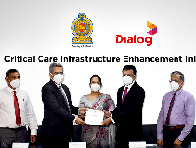 18 Critical Care Hospital Facilities To be Funded by Dialog Axiata