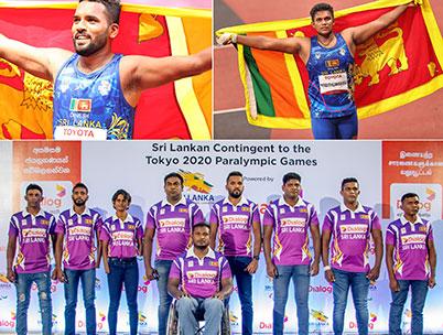 Dialog Axiata Congratulates the Historic Win for Sri Lanka Sports