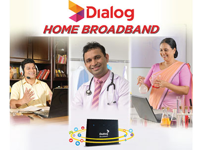 Dialog Home Broadband - Government Sector Employees
